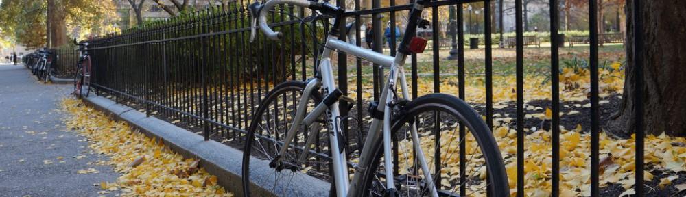 2011•費城•Rittenhouse square•金色的秋天